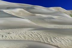 μεγάλη άμμος αμμόλοφων Στοκ Φωτογραφία