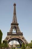 Μεγάλη άποψη Παρίσι Γαλλία, ορόσημο πύργων του Άιφελ Στοκ εικόνα με δικαίωμα ελεύθερης χρήσης
