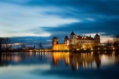 Μεγάλη άποψη στο Castle Στοκ Φωτογραφία