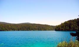 Μεγάλη λίμνη Plitvice Στοκ φωτογραφία με δικαίωμα ελεύθερης χρήσης