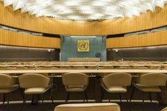 Μεγάλη αίθουσα συνεδρίασης Στοκ Φωτογραφίες