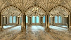 Μεγάλη αίθουσα Στοκ Εικόνες