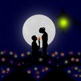 Μεγάλη αγάπη Στοκ εικόνα με δικαίωμα ελεύθερης χρήσης