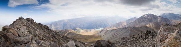Μεγάλη αιχμή του Αλμάτι Στοκ φωτογραφία με δικαίωμα ελεύθερης χρήσης