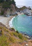 Μεγάλη ακτή Sur, Καλιφόρνια Στοκ εικόνες με δικαίωμα ελεύθερης χρήσης