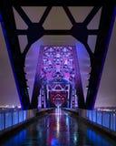 Μεγάλη γέφυρα τέσσερα στοκ εικόνα