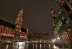 Μεγάλη θέση (Βρυξέλλες) Στοκ Εικόνες