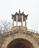 Μεγάλη ιδιοτροπία περίπτερων στο πάρκο του Αλεξάνδρου στοκ φωτογραφία