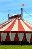 μεγάλη κορυφή σκηνών τσίρκ&ome Στοκ Εικόνα