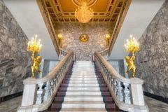 Μεγάλη μαρμάρινη σκάλα Στοκ Εικόνες