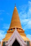 Μεγάλη πυραμίδα Στοκ εικόνα με δικαίωμα ελεύθερης χρήσης