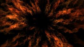 Μεγάλη πυρκαγιά διανυσματική απεικόνιση