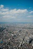 Μεγάλη πόλη, Τόκιο Στοκ Εικόνες