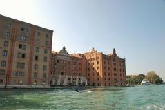 μεγάλη πλατεία SAN Βενετός marco της Ιταλίας καναλιών αρχιτεκτονικής Στοκ φωτογραφία με δικαίωμα ελεύθερης χρήσης