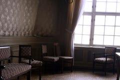Μεγάλη πλούσια αίθουσα Στοκ Φωτογραφίες
