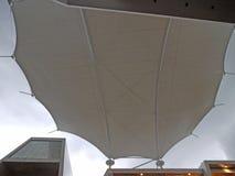 Μεγάλη στέγη καμβά Στοκ Φωτογραφία