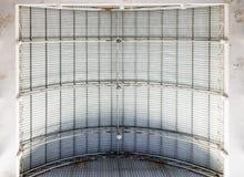 Μεγάλη στέγη μετάλλων Στοκ φωτογραφία με δικαίωμα ελεύθερης χρήσης