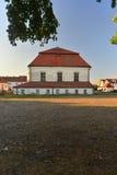 Μεγάλη συναγωγή σε Tykocin Στοκ Εικόνα