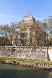 Μεγάλη συναγωγή της Ρώμης, Ιταλία Στοκ φωτογραφίες με δικαίωμα ελεύθερης χρήσης