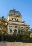 μεγάλη συναγωγή της Ρώμης Στοκ Εικόνα
