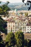 Μεγάλη συναγωγή της Φλωρεντίας, Τοσκάνη, Ιταλία Στοκ Εικόνες