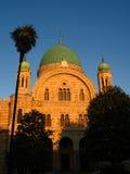 μεγάλη συναγωγή Στοκ Φωτογραφία