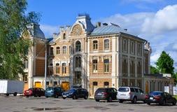 Μεγάλη χορωδιακή συναγωγή σε Γκρόντνο Στοκ φωτογραφία με δικαίωμα ελεύθερης χρήσης