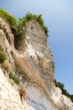 Μεγάλοι απότομοι βράχοι κιμωλίας Στοκ φωτογραφία με δικαίωμα ελεύθερης χρήσης