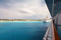 Μεγάλοι Τούρκος, Τούρκοι & Caicos Στοκ Εικόνες