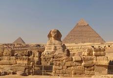 Μεγάλος ένα Sphinx Στοκ Εικόνες