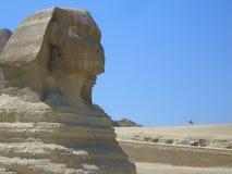 Μεγάλος ένα Sphinx Στοκ εικόνα με δικαίωμα ελεύθερης χρήσης