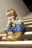 μεγάλος γεμίστε τα παπού&t Στοκ φωτογραφία με δικαίωμα ελεύθερης χρήσης