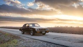 1985 μεγάλος εθνικός Buick Στοκ Εικόνες