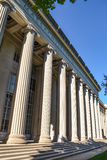 Μεγάλος θόλος Τεχνολογικού Ινστιτούτου MIT της Μασαχουσέτης στο Καίμπριτζ Μασαχουσέτη Στοκ Εικόνες