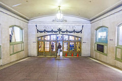 Μεγάλος κεντρικός σταθμός στη Νέα Υόρκη Στοκ Εικόνες
