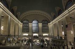 Μεγάλος κεντρικός σταθμός, NYC Στοκ φωτογραφία με δικαίωμα ελεύθερης χρήσης