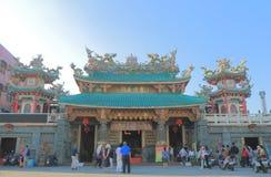 Μεγάλος ναός Anping Ταϊνάν Ταϊβάν Matsu Στοκ εικόνα με δικαίωμα ελεύθερης χρήσης