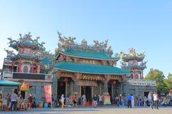 Μεγάλος ναός Anping Ταϊνάν Ταϊβάν Matsu Στοκ εικόνες με δικαίωμα ελεύθερης χρήσης
