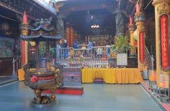 Μεγάλος ναός Anping Ταϊνάν Ταϊβάν Matsu Στοκ φωτογραφία με δικαίωμα ελεύθερης χρήσης