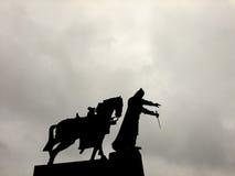 Μεγάλος δούκας Gediminas στοκ φωτογραφία