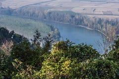 μεγάλος ποταμός Στοκ φωτογραφία με δικαίωμα ελεύθερης χρήσης