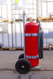 Μεγάλος πυροσβεστήρας Στοκ Εικόνες