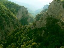 μεγάλος της Κριμαίας φαραγγιών Στοκ Φωτογραφία