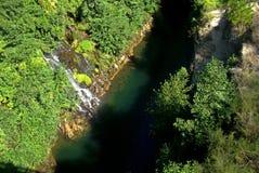 Μεγάλος της Χιλής ποταμός Στοκ φωτογραφία με δικαίωμα ελεύθερης χρήσης