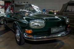 Μεγάλος τύπος του Volkswagen οικογενειακών αυτοκινήτων 4 411L, 1969 Στοκ Εικόνες