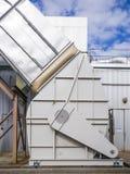 Μεγάλος φυγοκεντρικός ανεμιστήρας Στοκ Φωτογραφίες