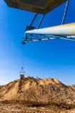 Μεγάλος dipper dragline εκσκαφέας Στοκ Εικόνες