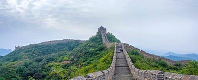 μεγάλος jinshanling τοίχος στοκ φωτογραφία με δικαίωμα ελεύθερης χρήσης