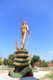 μεγάλο άγαλμα του Βούδα Στοκ Εικόνες