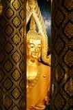 μεγάλο άγαλμα του Βούδα Στοκ Φωτογραφία